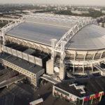 2012-10-11 Arena  vanaf dak D Bank Amsterdam